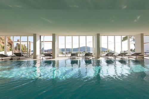 The swimming pool at or close to Villa Dubrovnik