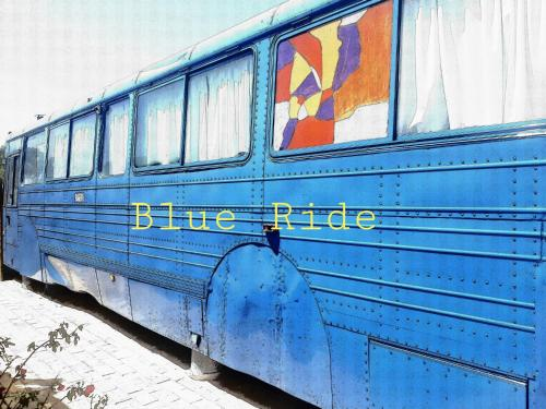 Blue Ride by CGglamping