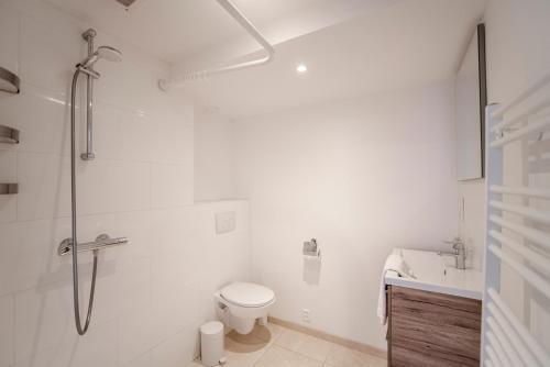 Ein Badezimmer in der Unterkunft Villa Zuid