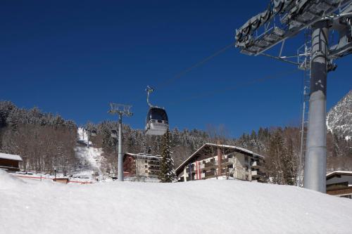 Familienhotel Lagant im Winter