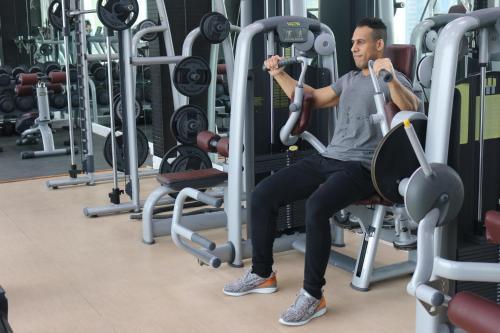 Фитнес-центр и/или тренажеры в Elite Grande