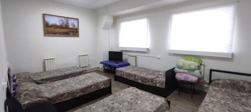 Гостиная зона в Мотель Союз