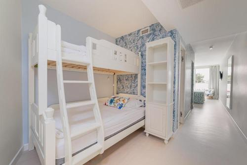 A bunk bed or bunk beds in a room at Amadria Park Jakov
