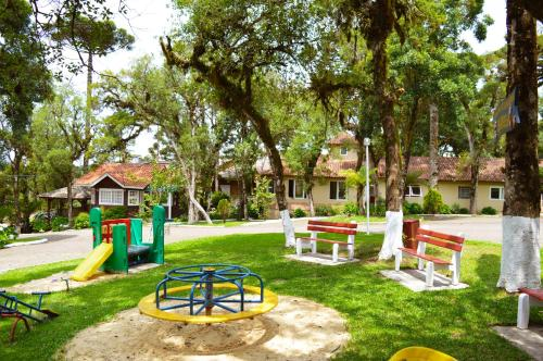 Children's play area at Hotel Sky Ville Canela