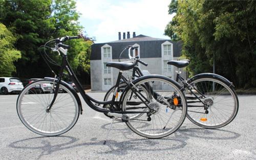 Montar en bicicleta en Hotel Monte Ulia o alrededores