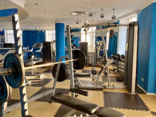 Фитнес-центр и/или тренажеры в Корона Алтая