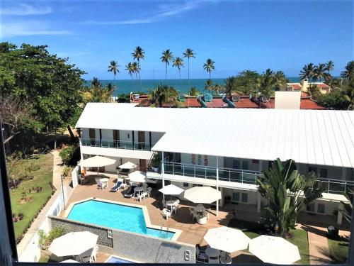 Uma vista da piscina em Hotel Vivenda dos Arrecifes ou nos arredores