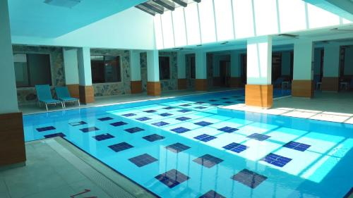 The swimming pool at or near INFINITY BY YELKEN AQUAPARK&RESORTS KUŞADASI