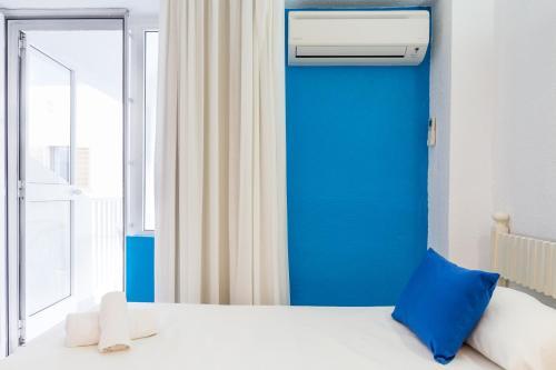 Letto o letti in una camera di Hotel Garau
