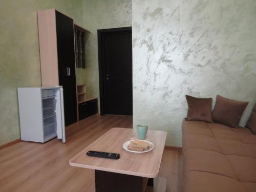 Гостиная зона в Отель Андреевский