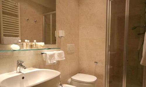 Bagno di Hotel Aristeo