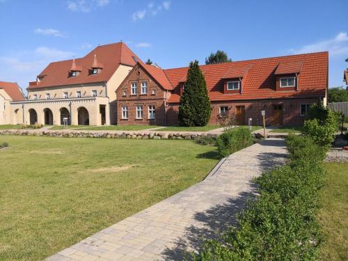 Der Westflügel Landrat Erdmann