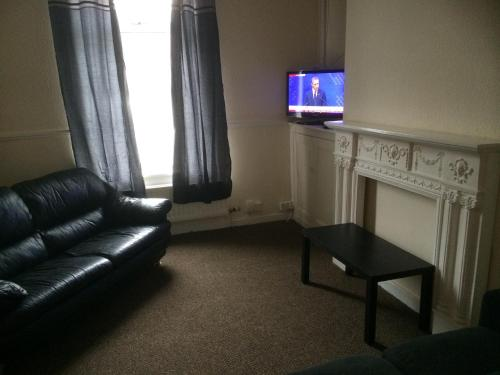 A television and/or entertainment center at Yarm Road Serviced House