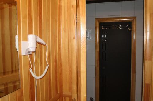 Ванная комната в Отель Афалина