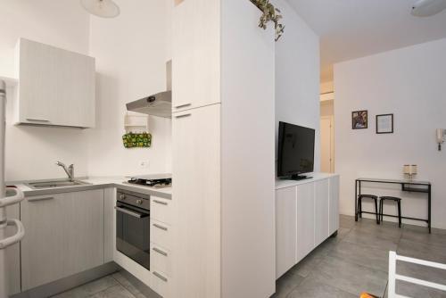 A kitchen or kitchenette at Casa Vacanze Il Campo