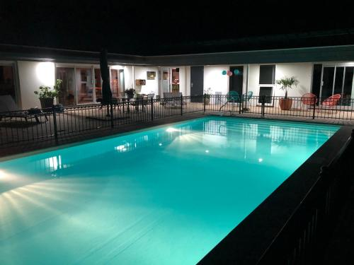 The swimming pool at or near B&B Sere