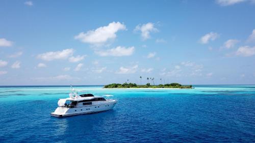 Ocean Breeze Voyager Yacht