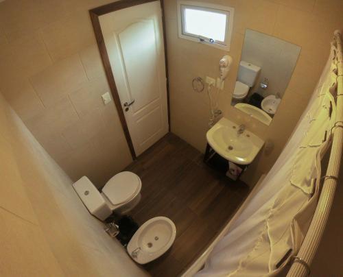 Un baño de Folk Hostel