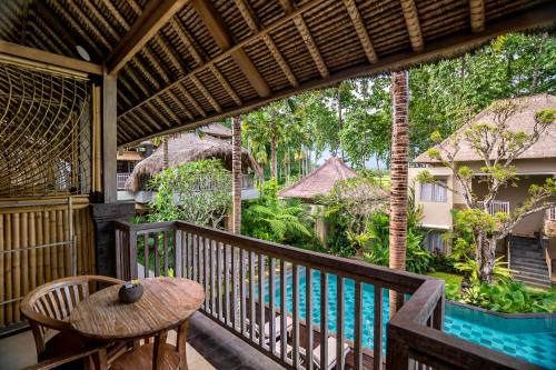 A view of the pool at The Alena a Pramana Experience or nearby