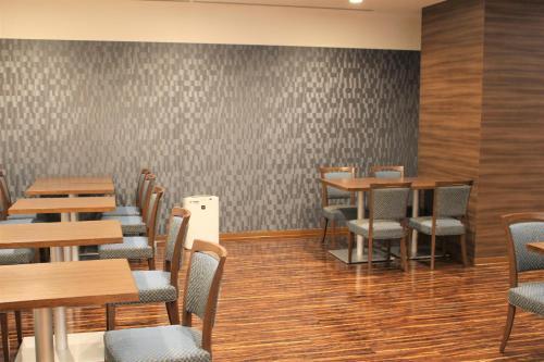 Restoran atau tempat makan lain di Almont Hotel Kyoto