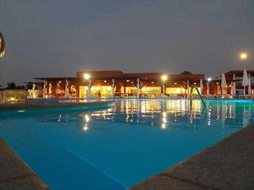 The swimming pool at or near African Princess Beach Hotel