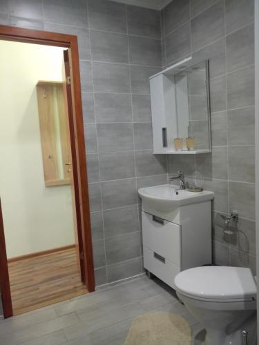 Ванная комната в Гостиница Купавна