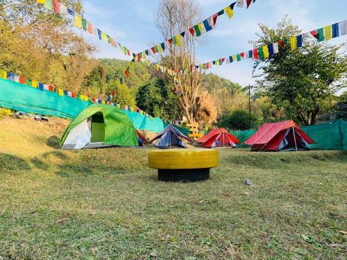 Saanjh Camp Bir