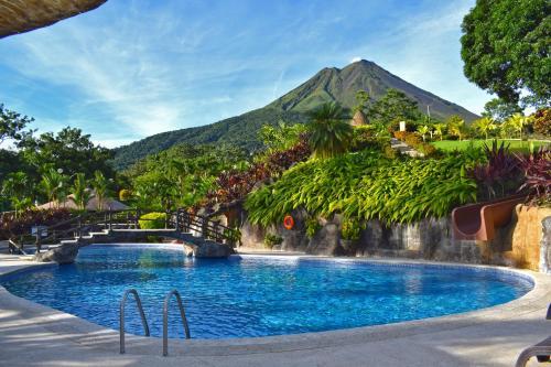The swimming pool at or near Hotel Los Lagos Spa & Resort