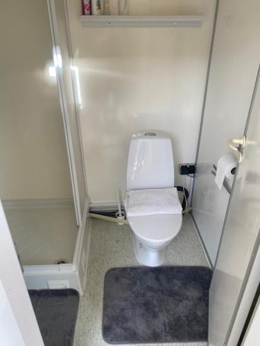 Et badeværelse på SoegaardensBB