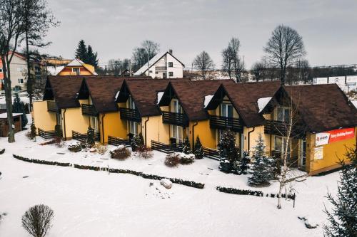 APLEND Villas Tatry Holiday v zimě