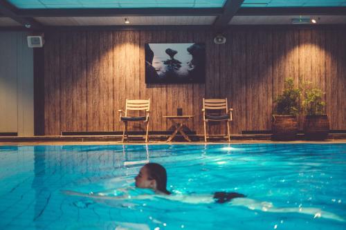 Bassenget på eller i nærheten av Gudbrandsgard Hotel