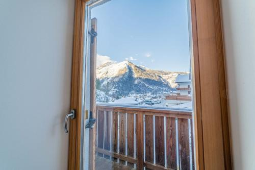Appartamenti Al Molin during the winter