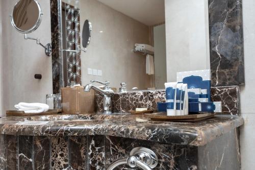 حمام في Swiss In Tabuk Hotel
