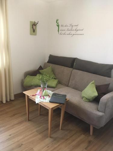 Гостиная зона в Haus Seidl