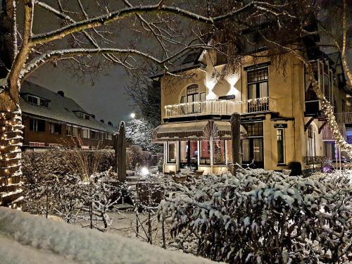Hotel Ravel Hilversum during the winter
