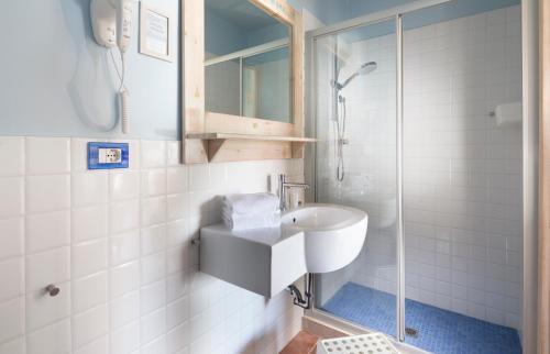 Bagno di Hotel LaMorosa