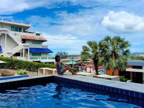 The swimming pool at or near Sugar Palm Grand Hillside - SHA Plus