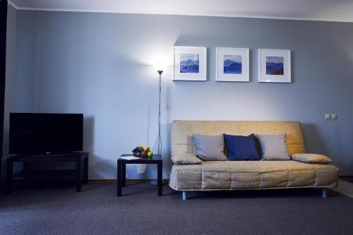 Гостиная зона в Apartments and flats Zona Komforta