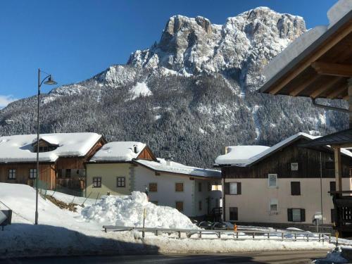 La casa! during the winter