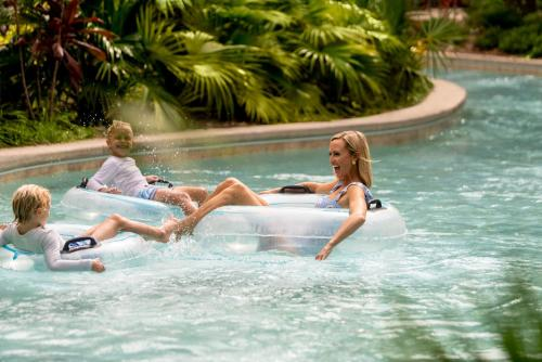 The swimming pool at or near Four Seasons Resort Orlando at Walt Disney World Resort