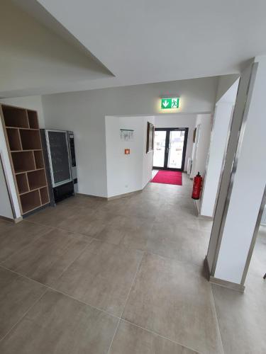 Lobby/Rezeption in der Unterkunft Hotel zur Traube