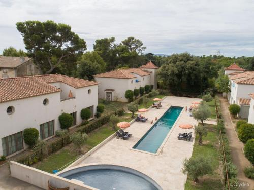 A view of the pool at Adonis La Redorte By Olydea or nearby