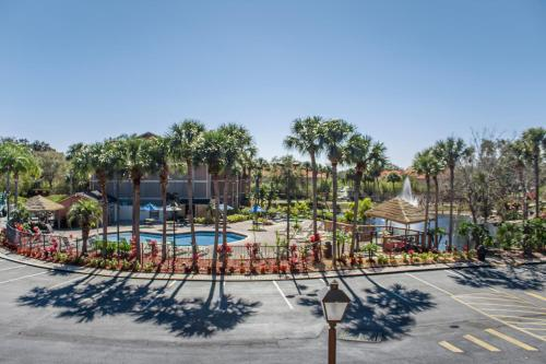 A view of the pool at Polynesian Isles Resort By Diamond Resorts - Newly Renovated or nearby