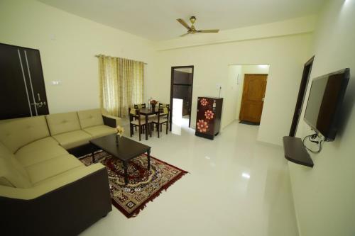 Taj homes stay