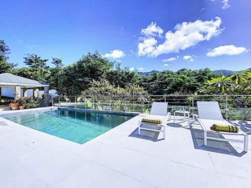 Villa Jungle Paradise at 5 min from the beach