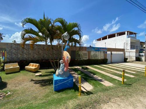 Children staying at Solar de Peroba