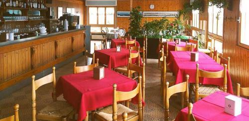 Ristorante o altro punto ristoro di HOTEL BELLAVISTA Costiera dei Cech Morbegno