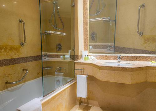 A bathroom at Intercontinental Cairo Citystars, an IHG Hotel