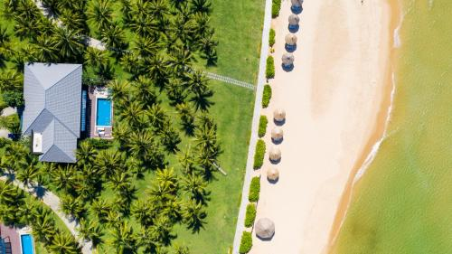 A bird's-eye view of Radisson Blu Resort Phu Quoc