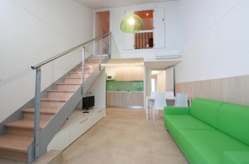 Posezení v ubytování Centro Vacanze Pra' delle Torri